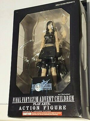 Play Arts Final Fantasy Advent Children action figure no.1 Tifa Lockhart