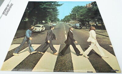 The Beatles Abbey Road 1st Press VG Vinyl Record PCS 7088 Mis Aligned Apple