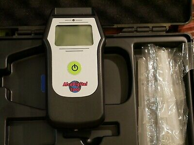 Alcohol Tester Dräger Drager Alcotest 3000 used by Police Force Worldwide