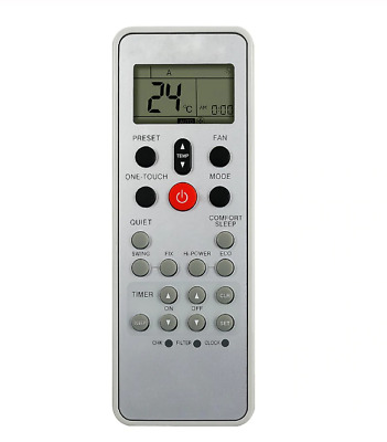 Controller Air Conditioner air remote control toshiba midea WC-L03SE KTDZ003