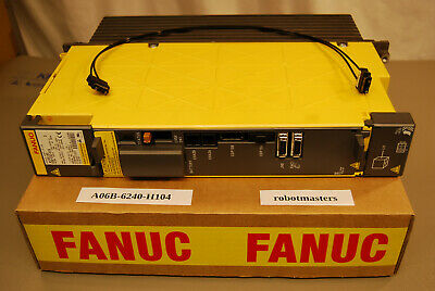 FANUC Servo Amplifier for additional axis Type alphaiSV 40 *NEW * A06B-6240-H104