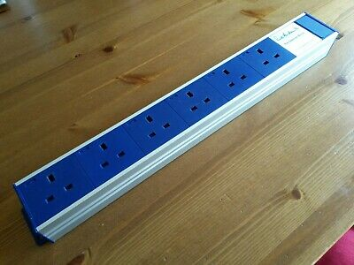 Russ Andrews The Silencer Block - 6 way Superclamp mains filter / extension
