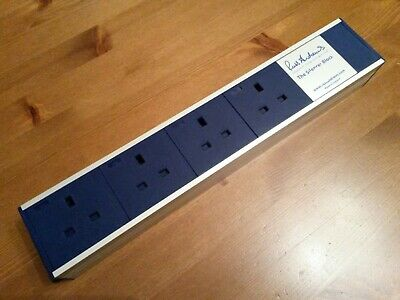 Russ Andrews The Silencer Block - 4 way Superclamp mains filter / extension