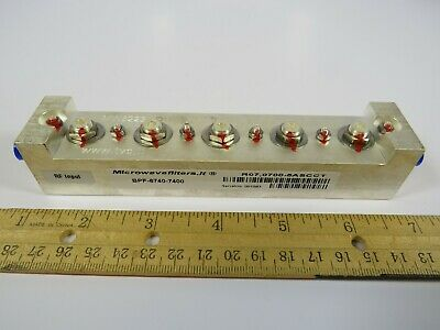 (1 NEW) RF Microwave Bandpass Filter Microwavefilters.It R07.0700-5ASCCT