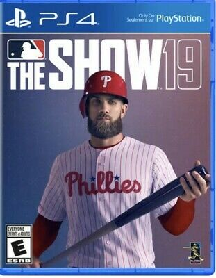 MLB The Show 19 PlayStation 4