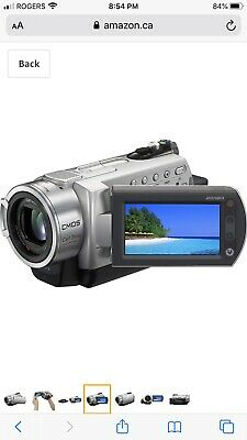 Sony DCR-300 Camcorder Used Like New