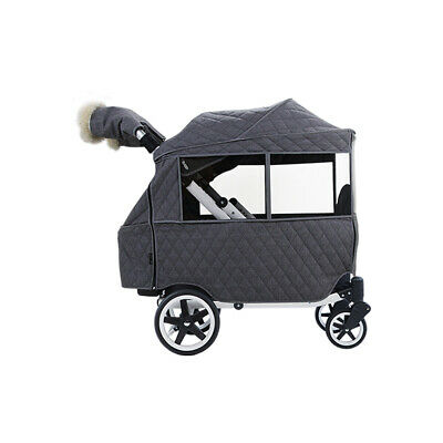 Pronto Stroller Wagon Adjusted Heat Kit Winter Cover Hand Muff for Pronto Wagon