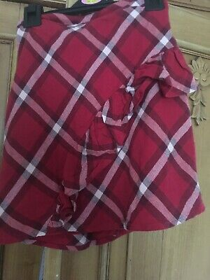 Marks And Spencer Girls Skirt Age 10/11 Yrs Ideal For Christmas