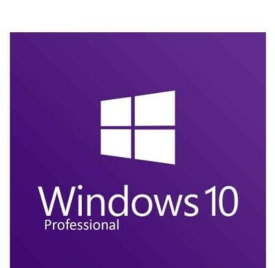 Windows 10 Pro 32/64 bit License key online activation
