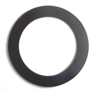 "EPDM Gasket for Stub Flange PN 10/16 Flat Gasket 3mm Thick 1/2"" to 8"" Sizes"