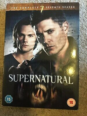Supernatural The Complete Series 7 DVD