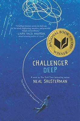 Challenger Deep by Neal Shusterman (2015, Hardcover)