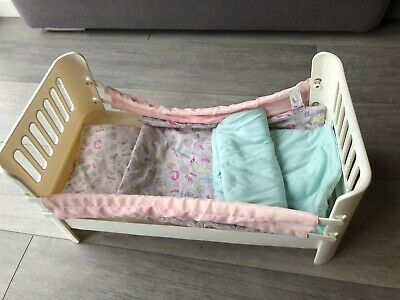 Zapf Baby Annabell Sweet Dreams Cot
