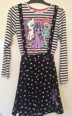Girls My Little Pony Skirt/Pinafore 7-8 Yrs