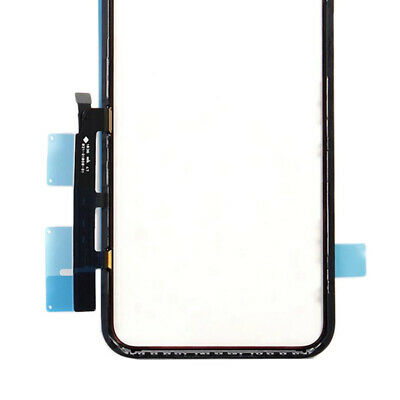 OEM for iPhone XR Outer Front Glass Touch Panel Digitizer Touch Screen, Black