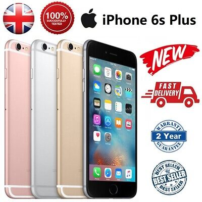 New Apple iPhone 6S PLUS 64GB All Colours Unlocked Free Smartphone in Sealed Box