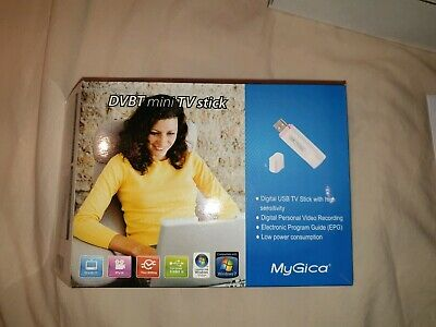 MyGica DVBT digital USB tv stick