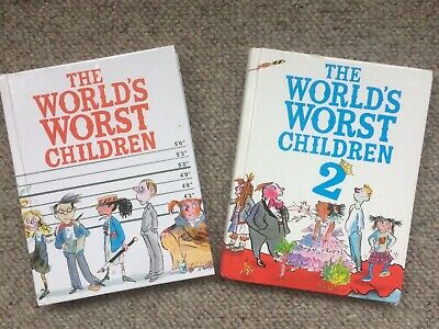 David Walliams The Worlds Worst Children