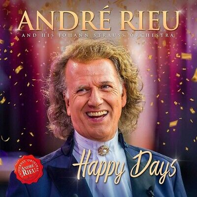 RIEU ANDRE - Happy Days, 1 Audio-CD