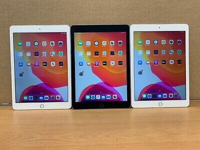 GRADE B Apple iPad Air 2 16/32/64/128GB, Wi-Fi or 4G, 9.7in, Various Colours