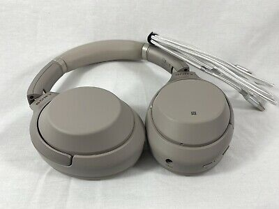 Sony Wh-1000Xm3/S  Bluetooth Wireless Over-Ear Noise Cancelling - Silver