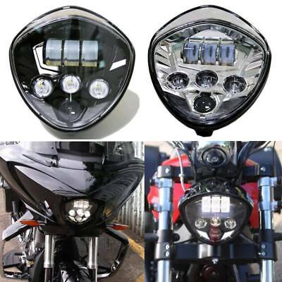 LED Headlight VICTORY  (BLACK or CHROME)..... Better than HID.