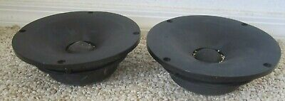 Lot of 2 EAW Audax TW034X0  Dome Tweeter (tested)