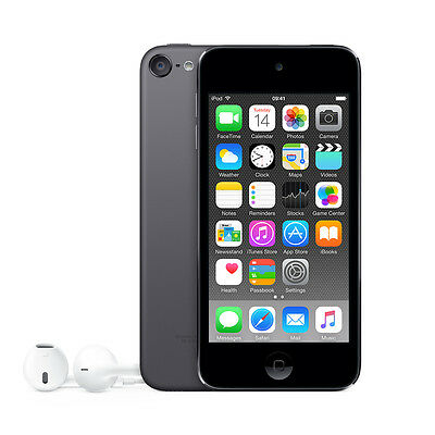 BRAND NEW SEALED Apple iPod Touch 6th Gen - 32 GB Gray FREE SHIPPING