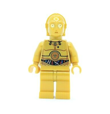 plain Pearl Gold Pants Figure Legs NEW LEGO C-3PO 9490 10236 10144