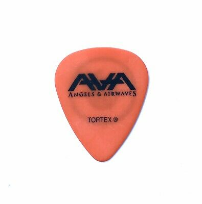 Angels and Airwaves Tom DeLonge authentic 2010 Tour Guitar Pick!  Blink 182
