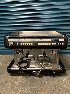 Brasilia Opus Sublima 2 Group Coffee Machine Commercial Espresso Cappuccino