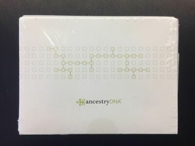 AncestryDNA: Genetic DNA Test Kit - Genealogy Family Tree Research - New/Sealed