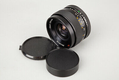 Contax Carl Zeiss Distagon 35mm f/2.8 f2.8 T* MMJ Lens, For CY Mount