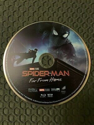 Spider-Man Far from Home Blu-ray + Digital only! (from 4K)