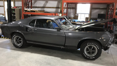 1969 Ford Mustang Mach1 1969 Ford Mustang Fastback Mach1 John Wick Movie Stunt Car!