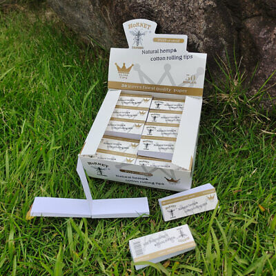 50 X 60 like Raw Element Box of 3000 DLX Deluxe rolling paper filter tips