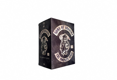 Sons of Anarchy. The Complete Series. Seasons 1-7 (DVD, NEW BRAND, 30-Disc Set)