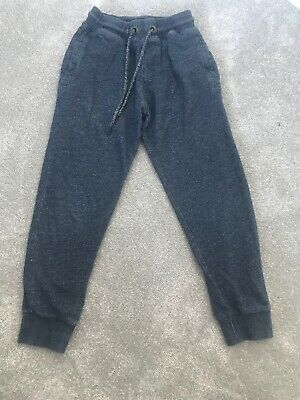Boys Next Jogging Bottoms Age 8 Years Blue Joggers