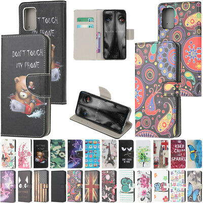 For Samsung Galaxy S11 S10e S9 S8 Plus Flip Magnetic Leather Wallet Case Cover