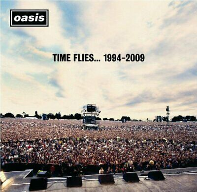 Time Flies 1994-2009 [Import anglais] oasis Mis RKIDCD66