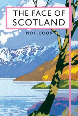 The Face of Scotland Notebook (Beautiful Britain Vintage Notebooks) Brian Cook