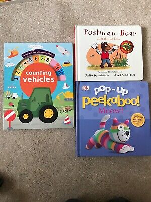 Baby/Toddler Books Selection