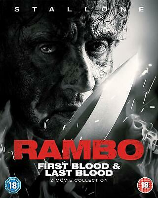 Rambo: First Blood & Last Blood [2019] (Blu-ray) Sylvester Stallone