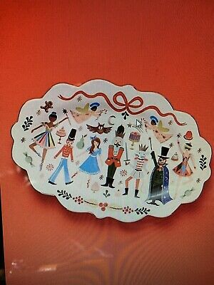 rifle paper company X Anthropologie Nutcracker platter MWMT