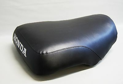 ST HONDA ATC200E Seat Cover 1982 1983 BIG RED Electric Start  in 25 COLORS