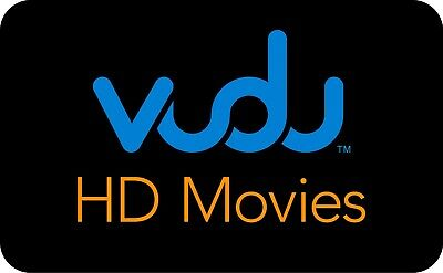 $10 VUDU Movie Credits Gift Card Fast Email Delivery SAME DAY