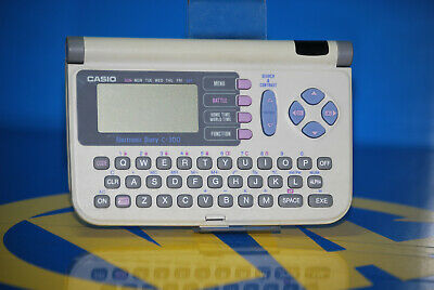 coleccionismo CASIO CLUB my magic diary-CASIO