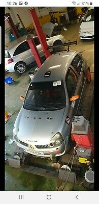 renault clio 172 track and road ready