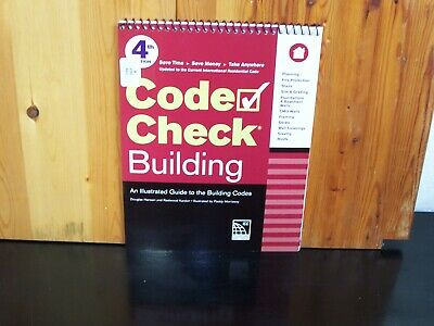 Code Check Building: Illustrated Guide to the Building Codes, Redwood EX-Library