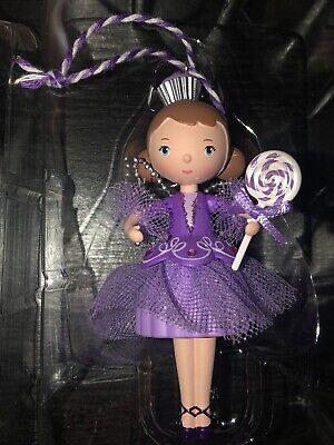 2019 Hallmark Keepsake Ornament Sugar Plum Fairy KOC Member Exclusive NIB